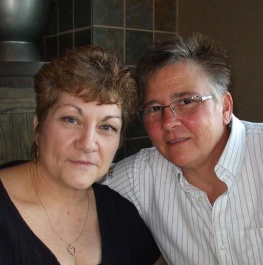 Pamela and Mary