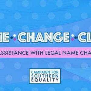 Name Change Banner