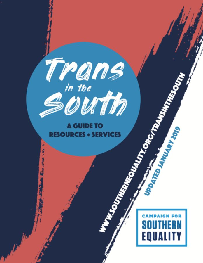 Trans in the South | Health Provider Directory for LGBTQ