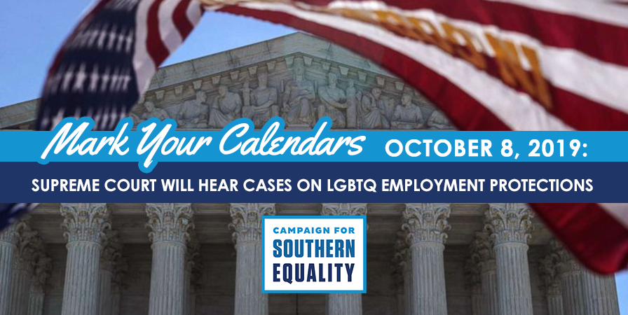 October 8 Will Be a Landmark Day in the Movement for LGBTQ