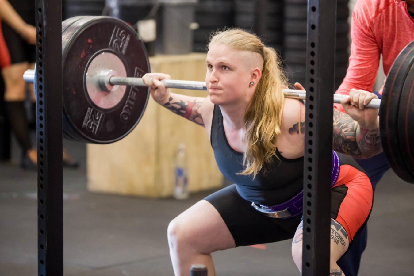 Christa O'Neill, Overall Powerlifting Winner, 2018